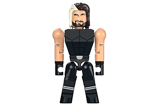 Thumbnail of WWE Seth Rollins Minifigure for The Bridge Direct by Turlingdrome Creative Services